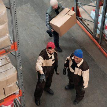 vacature magazijnmedewerker | Switch Services | Uitzendbureau den bosch
