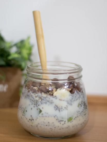 ontbijtje overnight oats | Switch Services | Uitzendbureau 's-hertogenbosch